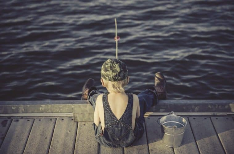 how to reel in a fish